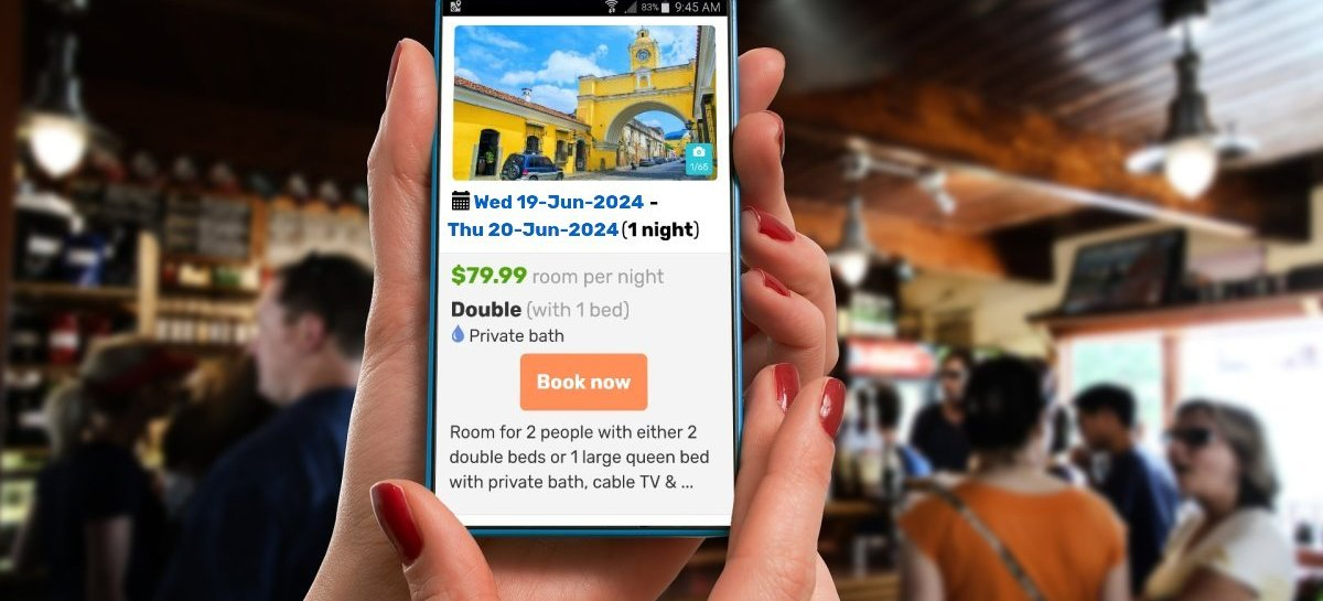 PortugalInstantBooking.com - Increase reservations with a fully customizable yet cheap and effective booking engine for hotels and hostels