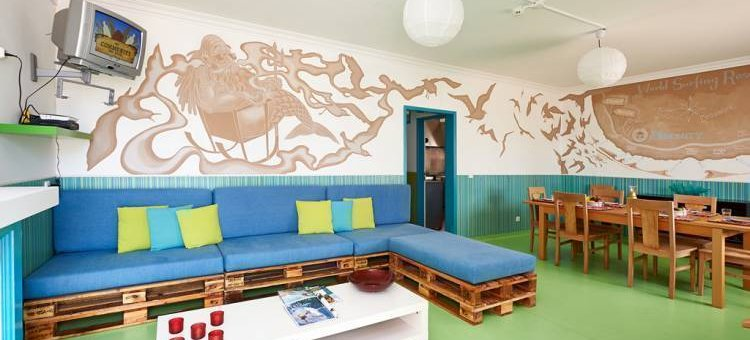 The Community Surf Hostel, Ericeira, Portugal